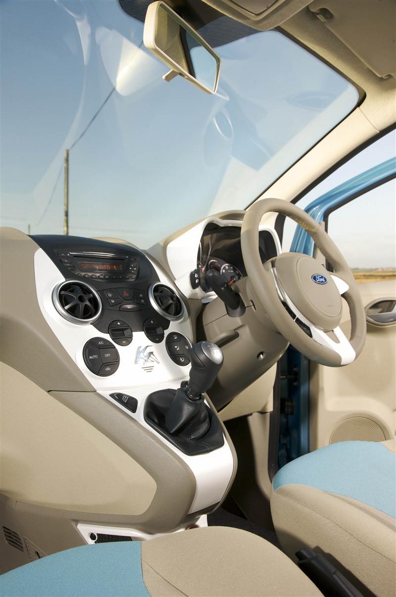 2009 Ford Ka