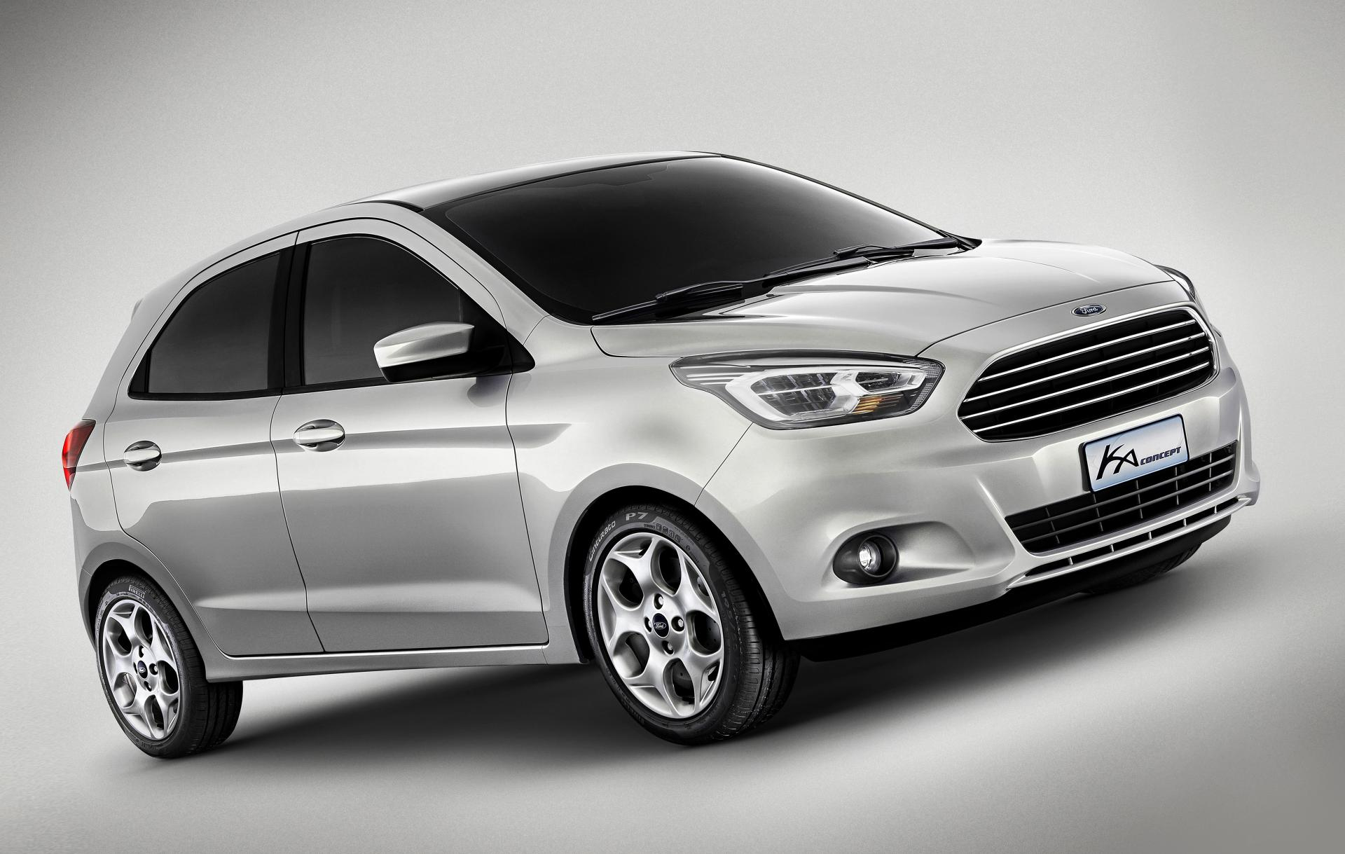 2013 Ford Ka Concept News And Information Research And Pricing