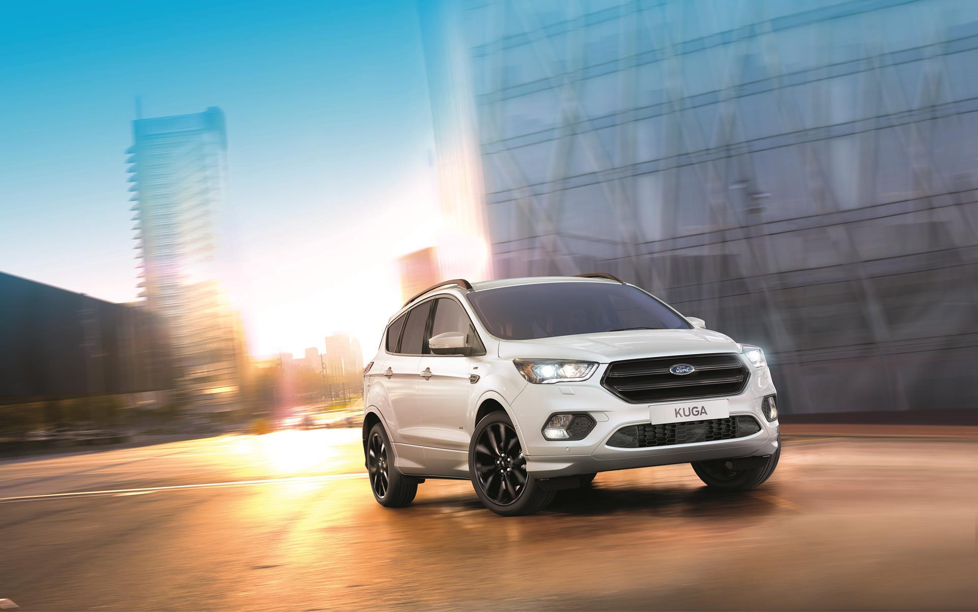 Ford Everest Uk Price >> 2016 Ford Kuga ST-Line Wallpaper and Image Gallery