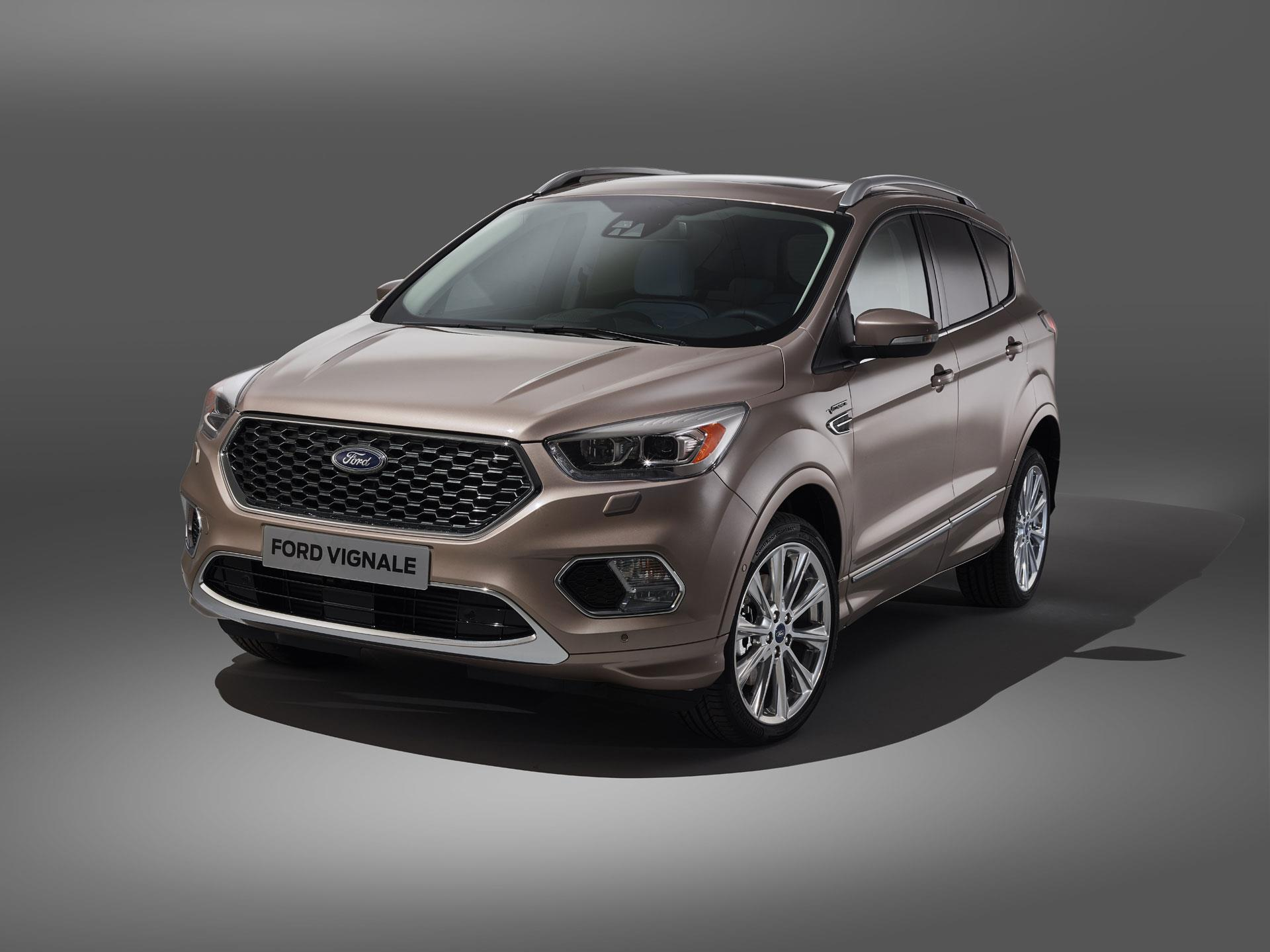 2016 ford kuga vignale news and information. Black Bedroom Furniture Sets. Home Design Ideas