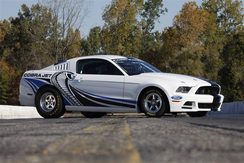 2013 Ford Mustang Cobra Jet Twin-Turbo Concept Image. Photo 6 of 23