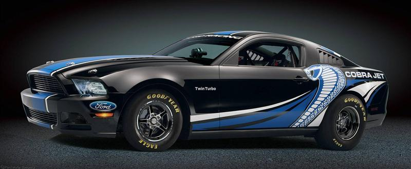 2013 Ford Mustang Cobra Jet Twin-Turbo Concept Image. Photo 14 of 23