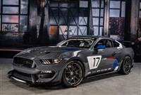 2016 Ford Mustang GT4 image.