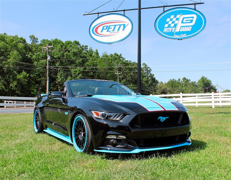 2015 Ford Mustang GT King Edition
