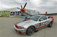 2013 Ford Mustang Red Tail Edition image.