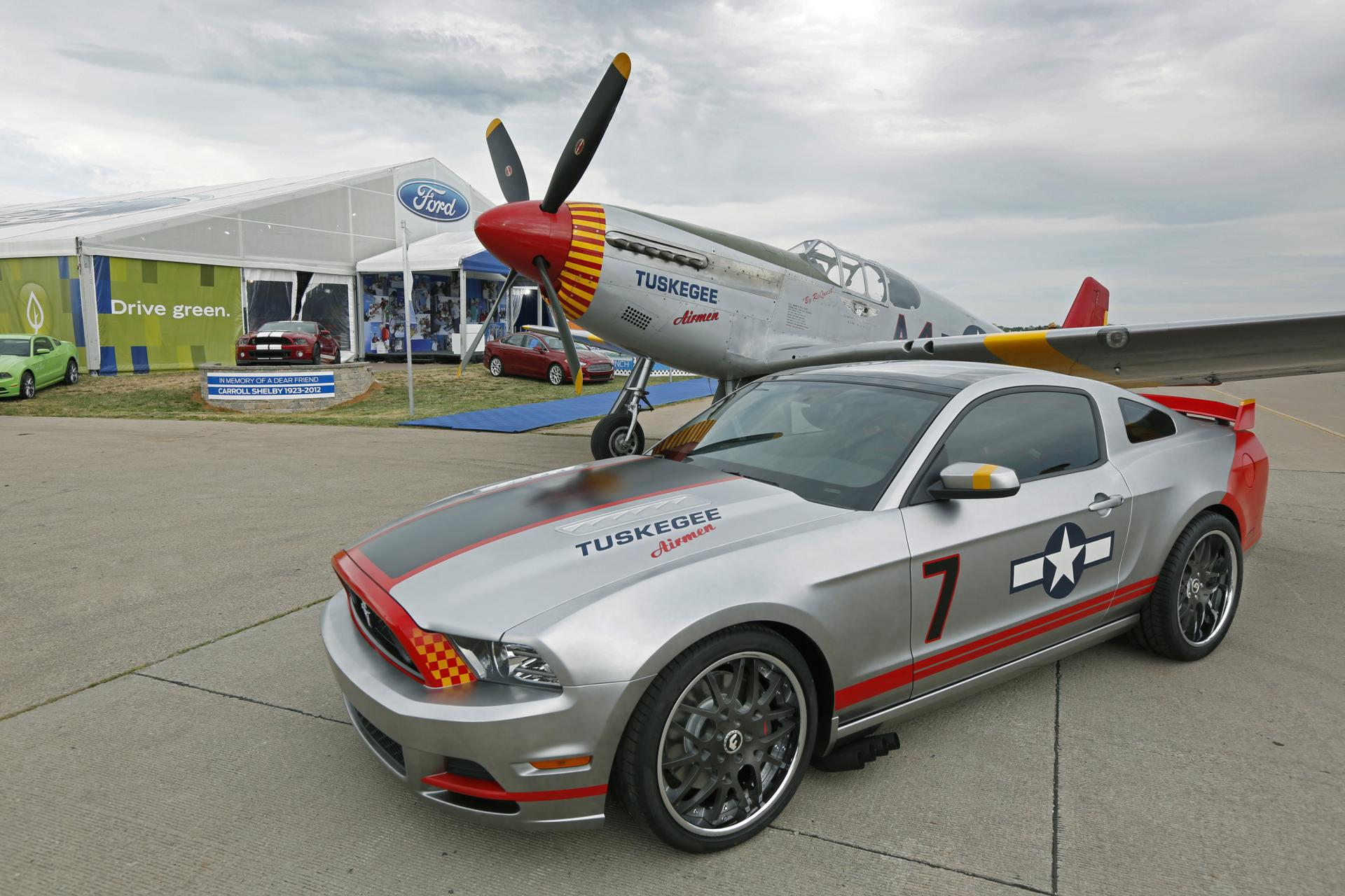 2013 ford mustang red tail edition news and information