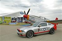 2013 Ford Mustang Red Tail Edition