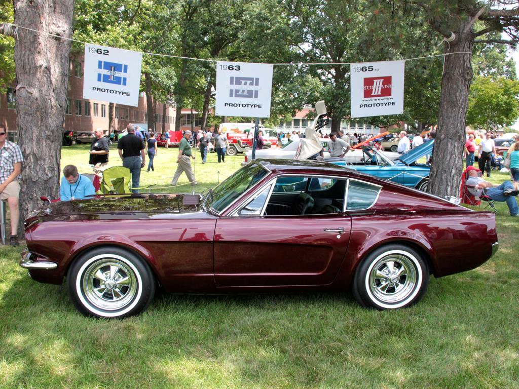 Mustang In 1963