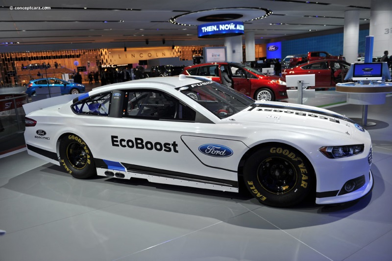 2013 Ford Fusion Nascar Sprint Cup Image Photo 1 Of 5