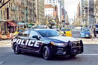 Image of the Police Responder Hybrid Sedan