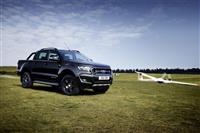2017 Ford Ranger Black Edition image.