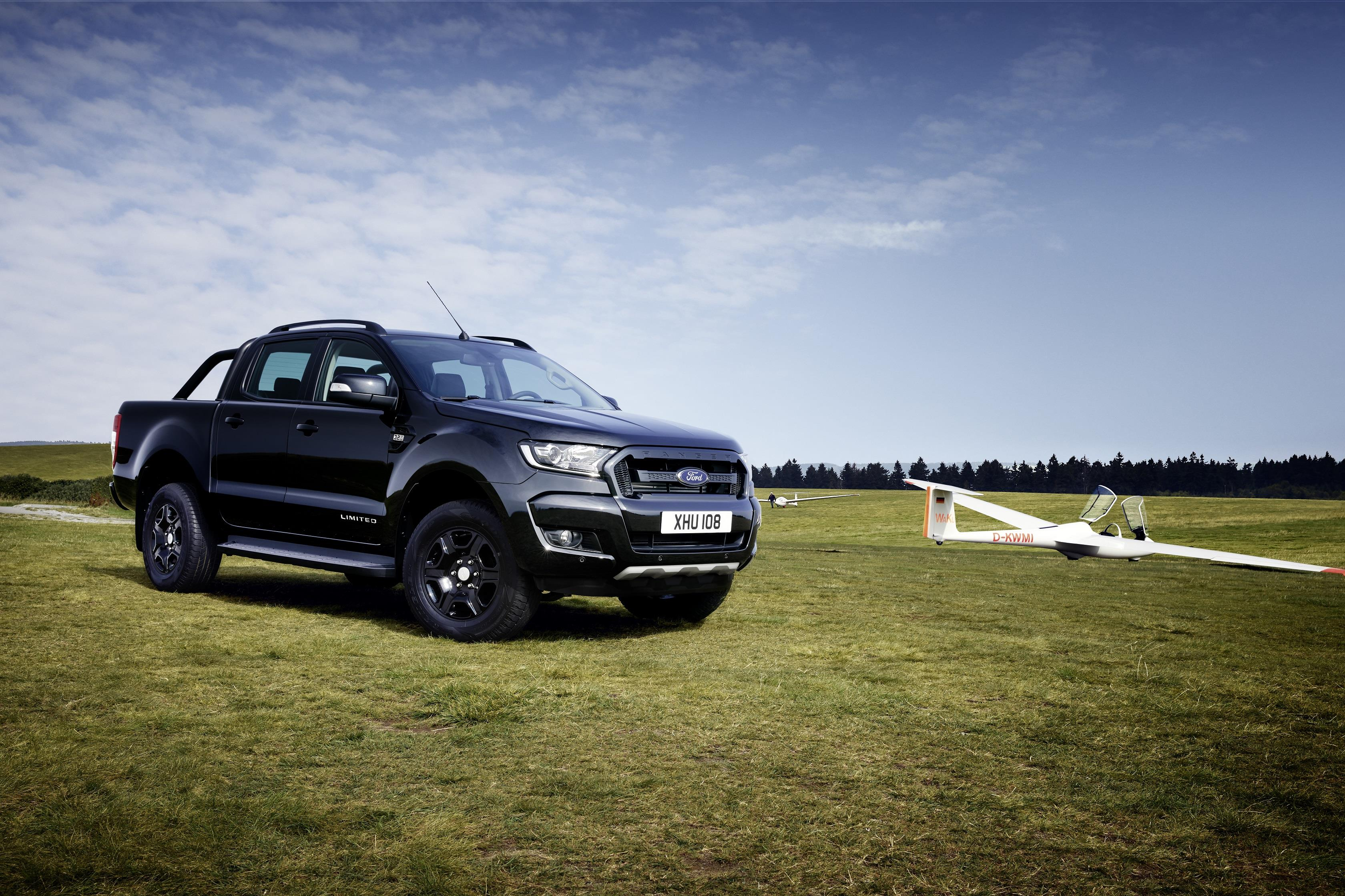 2017 Ford Ranger Black Edition News And Information