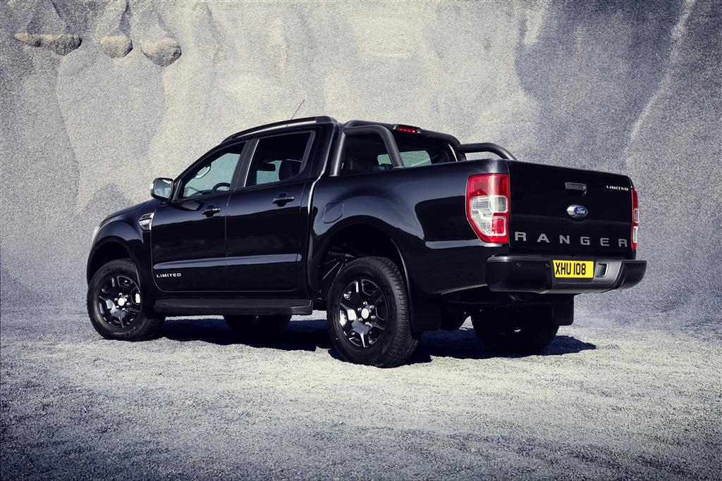 Ranger Ford 2018 >> 2017 Ford Ranger Black Edition Image. Photo 2 of 4