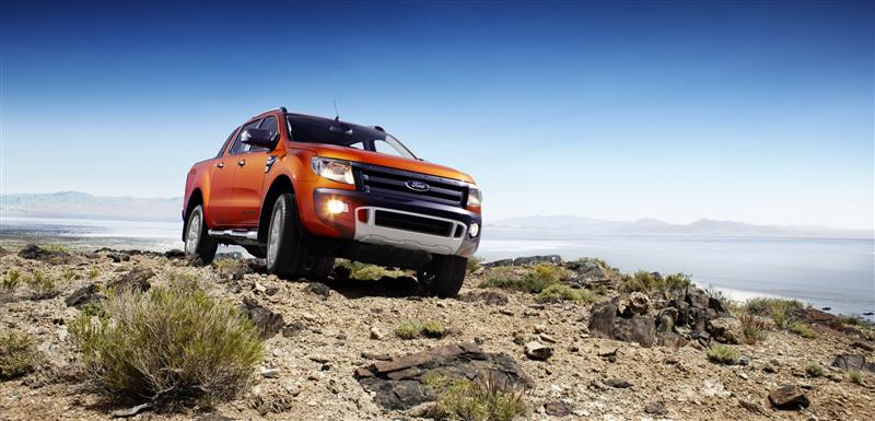 2011 Ford Ranger Wildtrak Wallpaper And Image Gallery