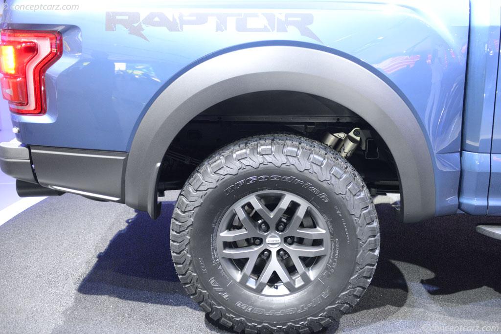 2015 Ford F-150 Raptor