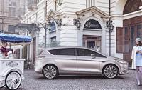 Ford S-MAX Vignale Concept Concept Information