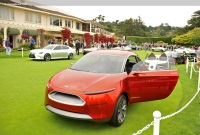2011 Ford Start Concept