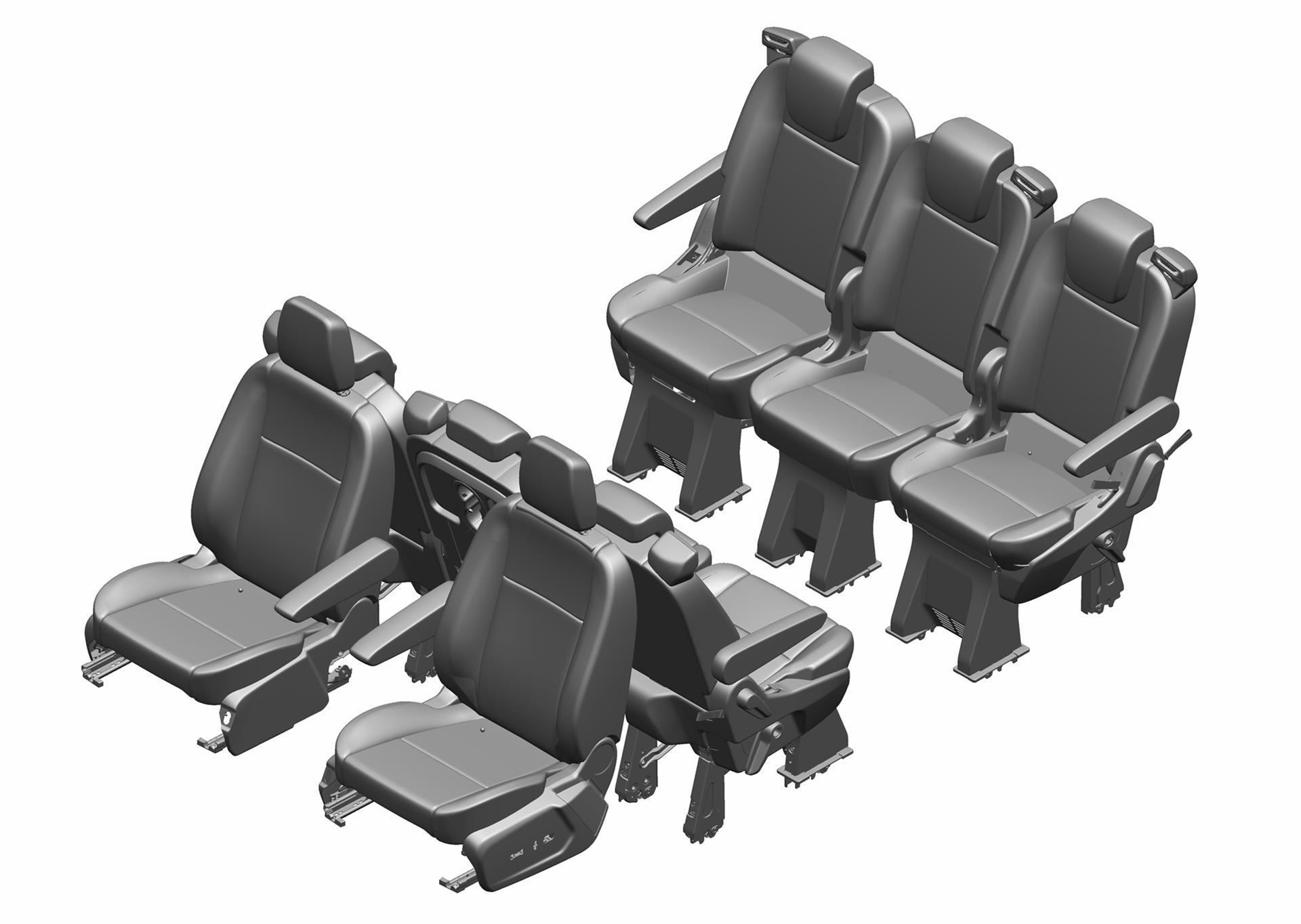2017 Ford Tourneo Custom