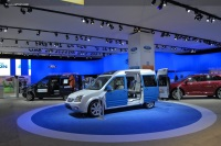2010 Ford Transit Connect Family One Concept image.
