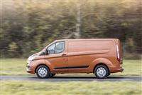 2018 Ford Transit Custom image.