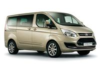 2012 Ford Tourneo Custom Concept image.
