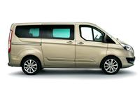 Ford Tourneo Custom Concept Concept Information