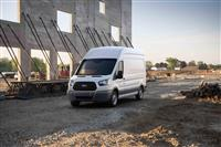 Ford Transit Monthly Vehicle Sales