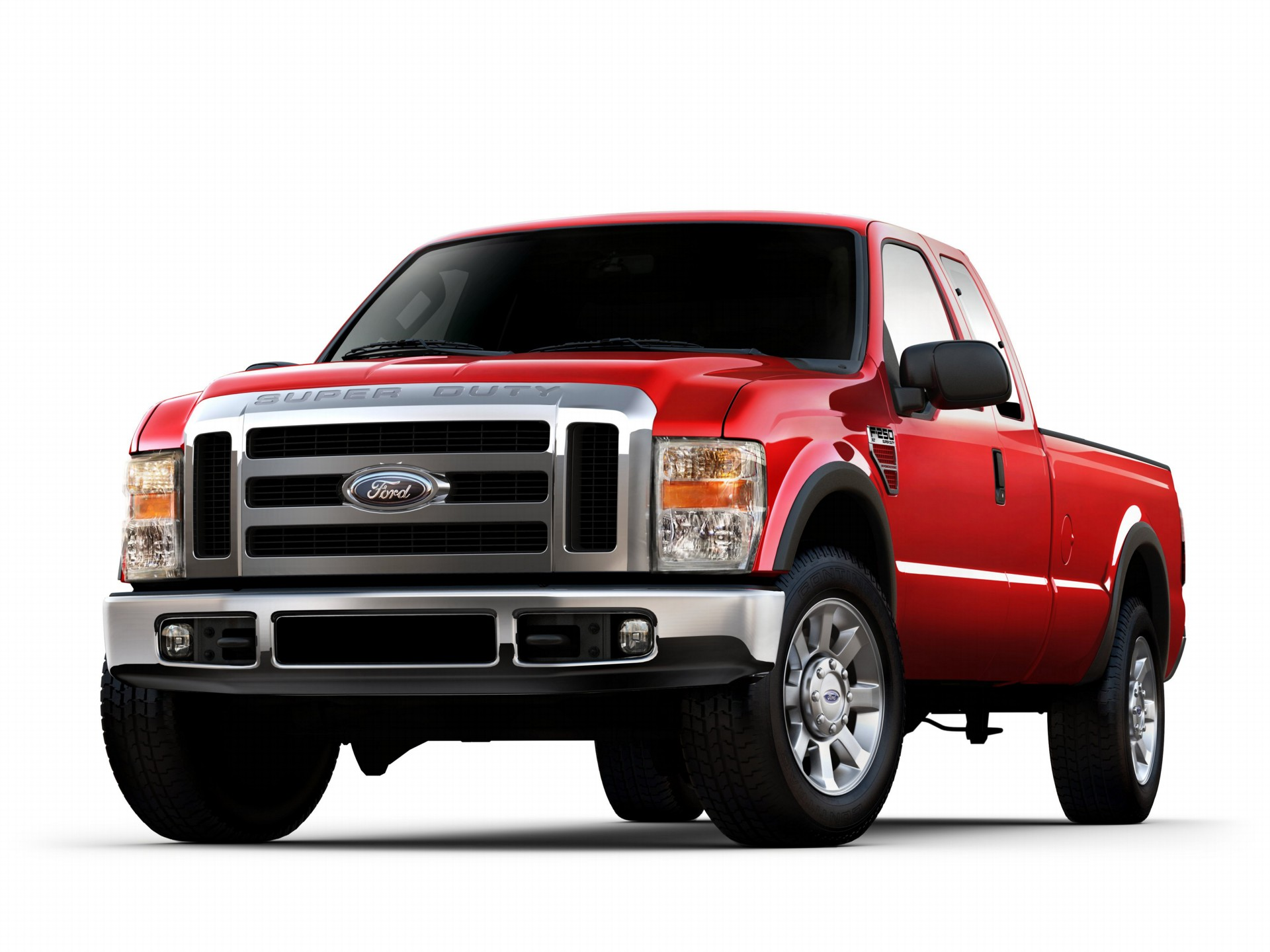 2008 Ford F-Series Super Duty News and Information