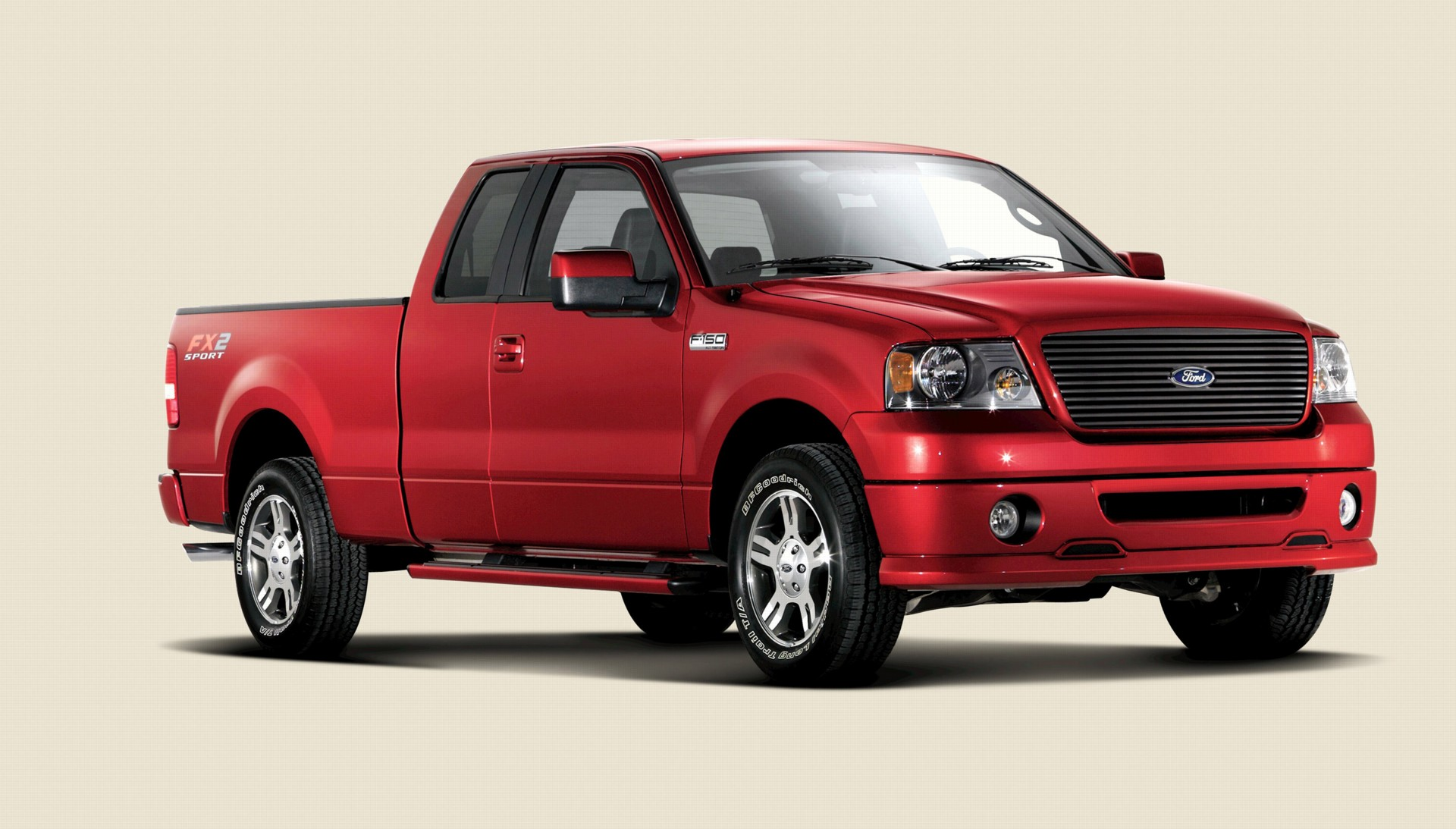 2007 ford f 150 history pictures value auction sales research and news. Black Bedroom Furniture Sets. Home Design Ideas