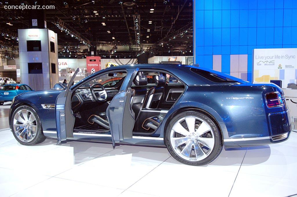 2007 Ford Interceptor Concept Image. Photo 3 of 21