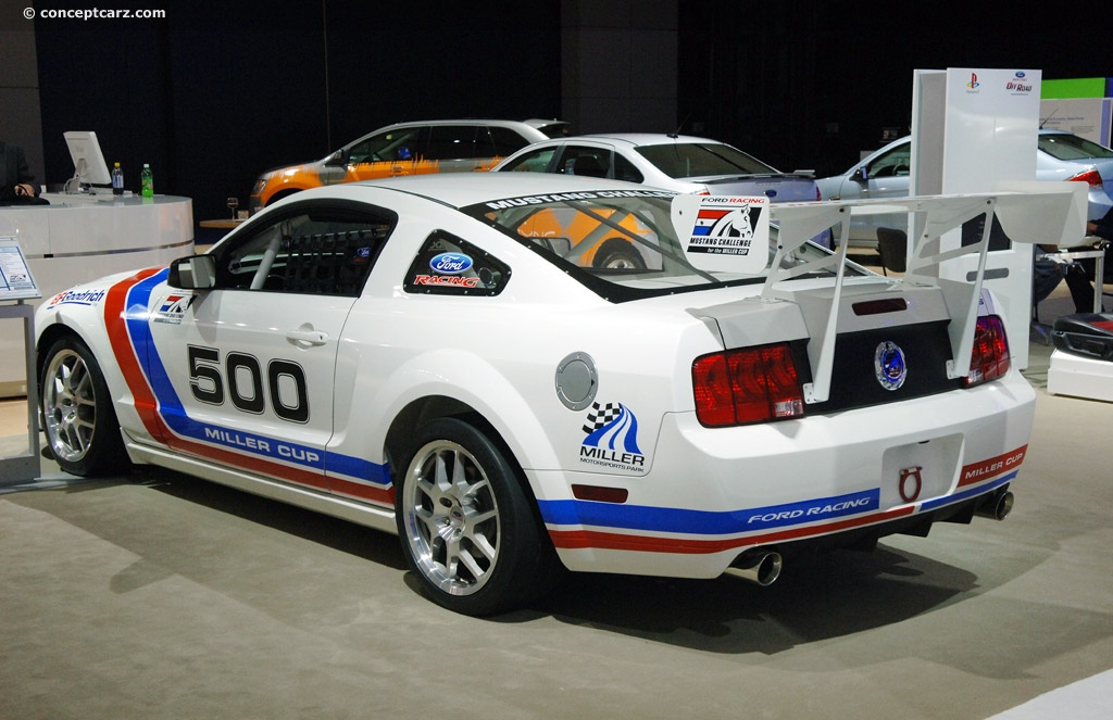 2008 Ford Mustang Fr500s News And Information