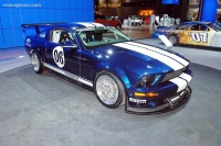 2007 Shelby Mustang Cobra GT500 image.