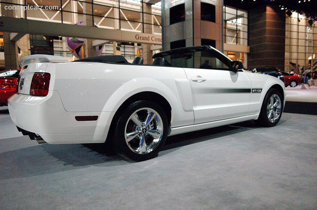 2007 Ford Mustang California Special Gt Cs Image Photo 22