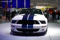 2007 Shelby Mustang GT500 image.