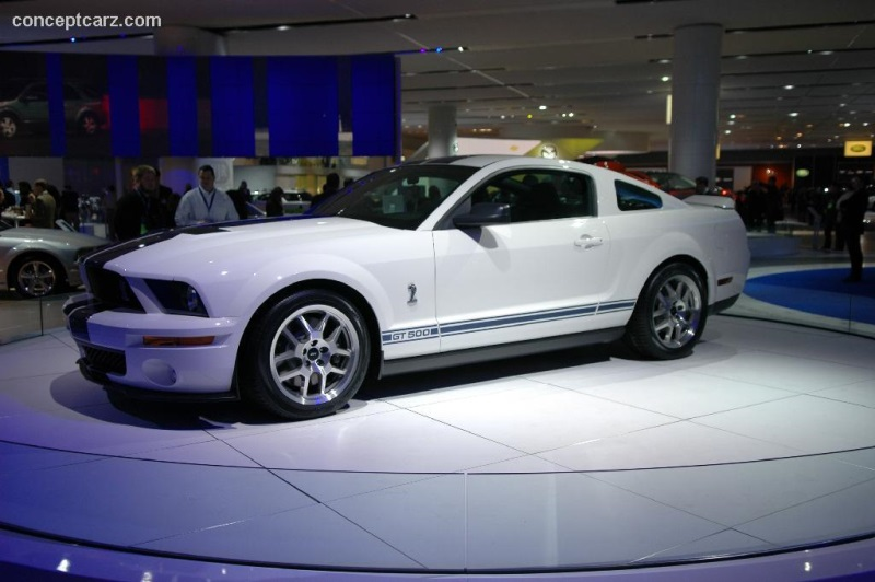 Mustang Shelby Gt500 >> 2007 Shelby Mustang GT500 Image. Photo 51 of 52