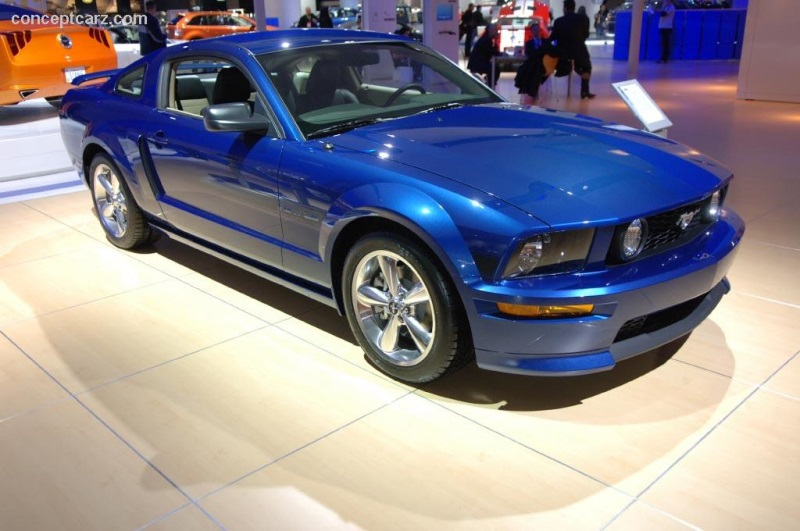 2007 Ford Mustang California Special Gt Cs