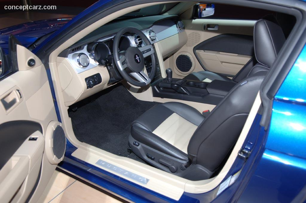 2007 Ford Mustang California Special Gtcs History Pictures Value