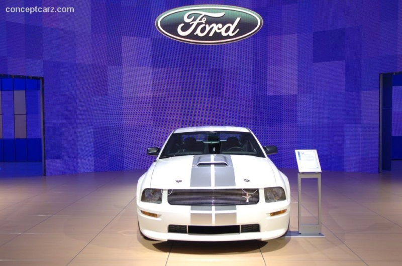 2007 Shelby Mustang Gt History Pictures Value Auction