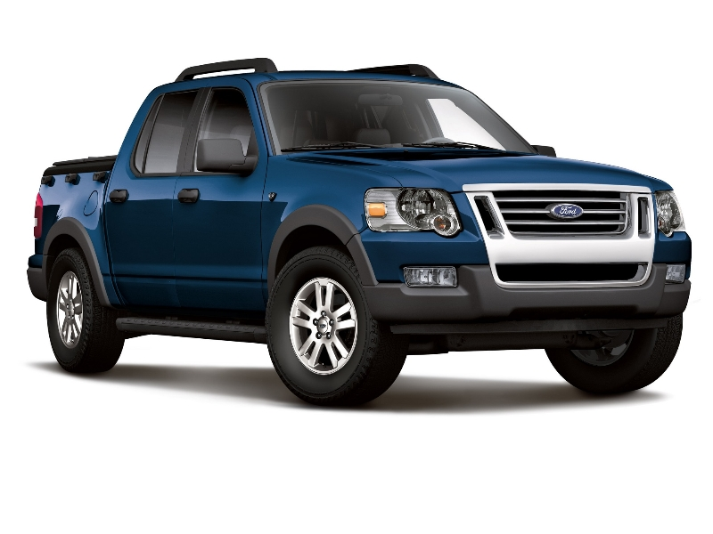 2008 Ford Explorer Sport Trac Image. Photo 5 of 5