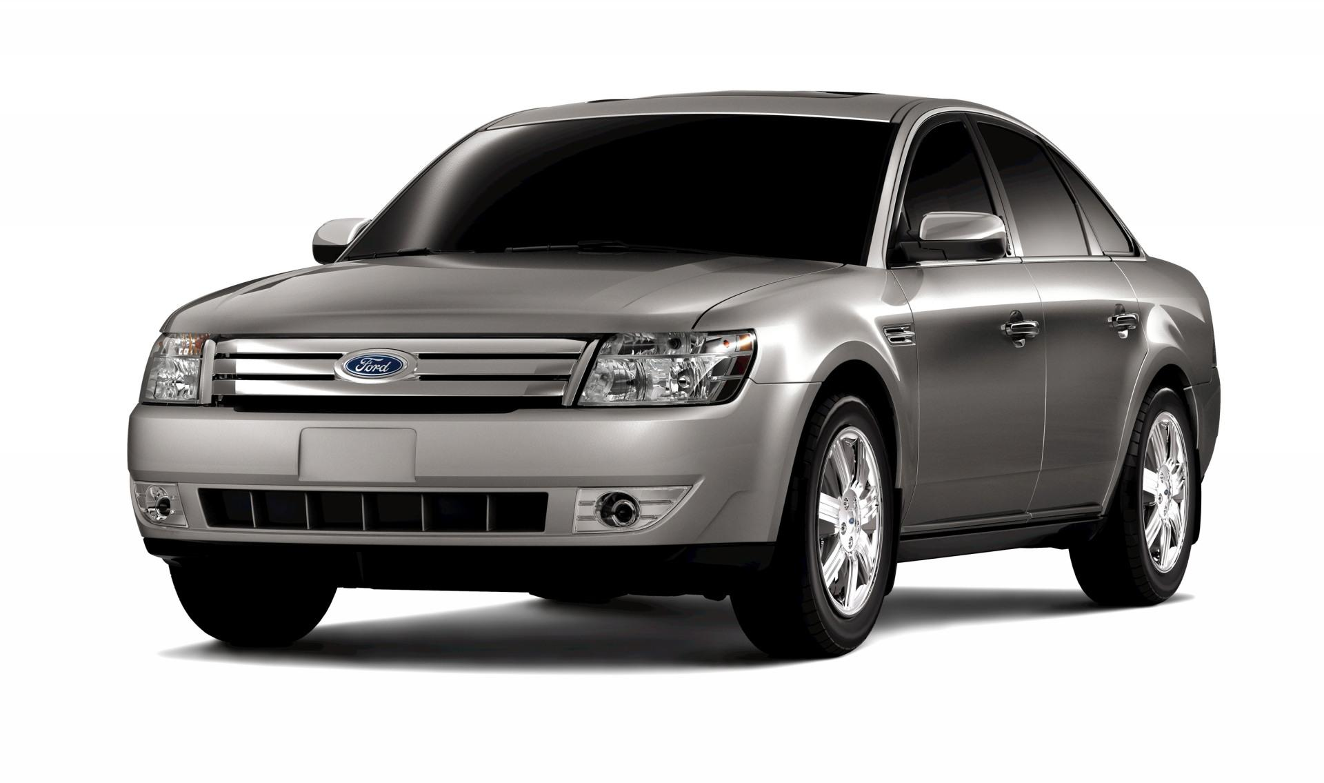 2009 Ford Taurus News And Information Conceptcarz Com