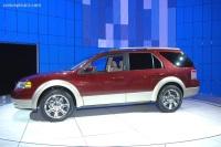 2008 Ford Taurus X image.