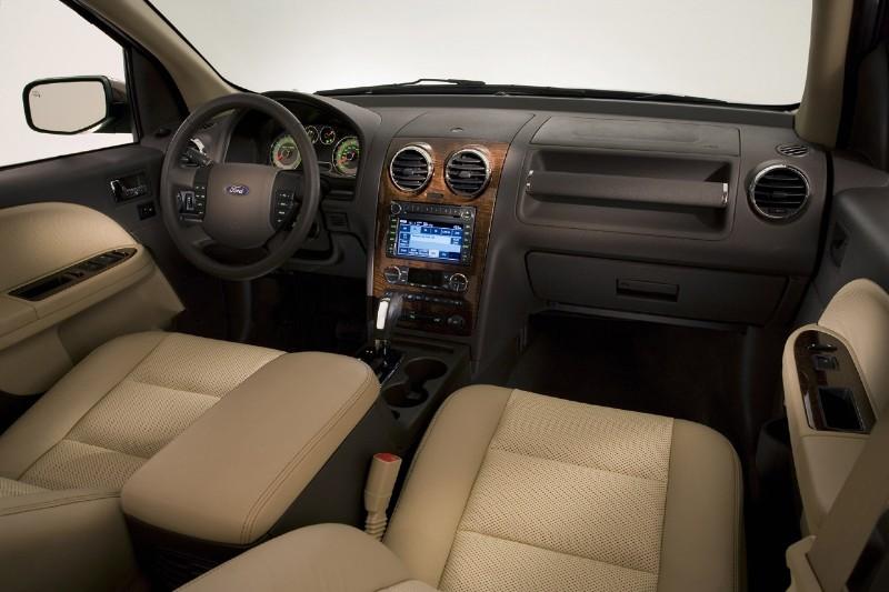 2008 Ford Taurus X Image Photo 21 Of 32