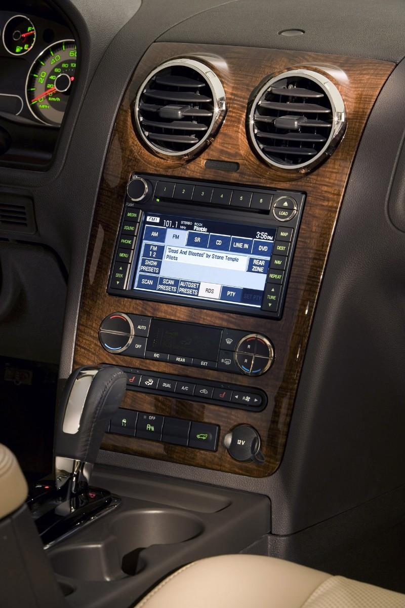 2008 Ford Taurus X thumbnail image