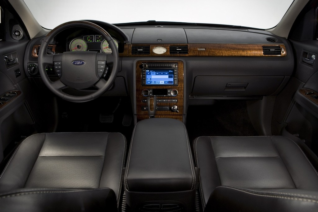 2008 Ford Taurus News And Information Conceptcarz