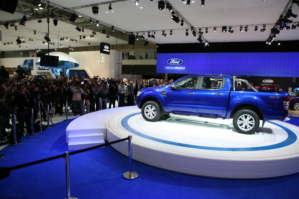 2012 Ford Ranger