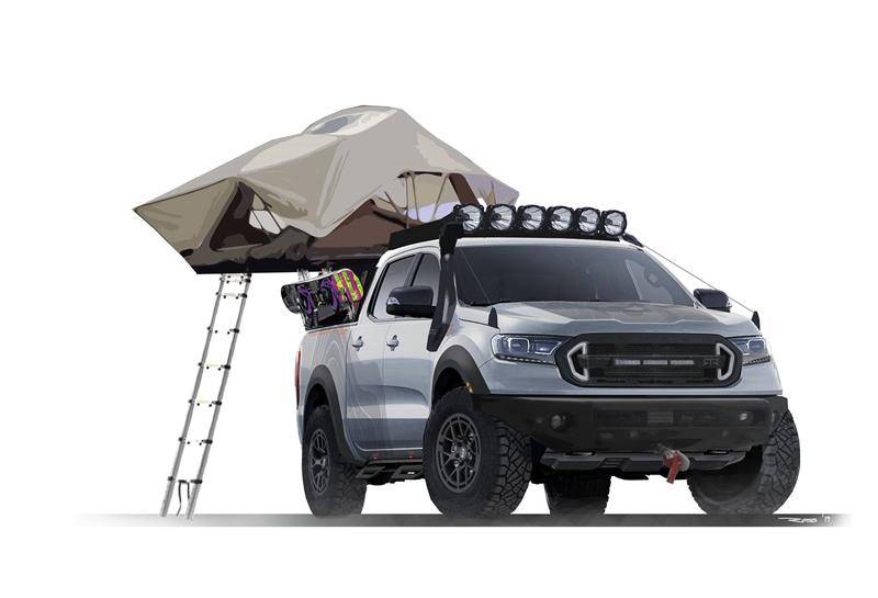 2019 Ford Ranger RTR Rambler pictures and wallpaper