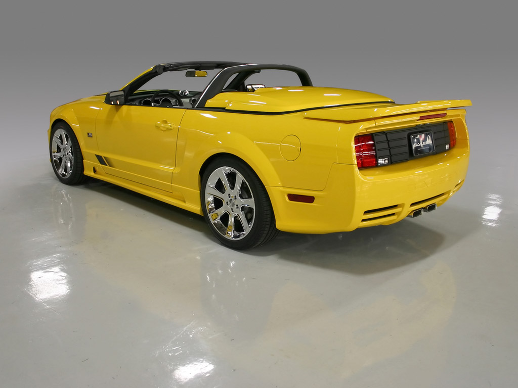 Auction Results And Sales Data For 2006 Saleen Mustang