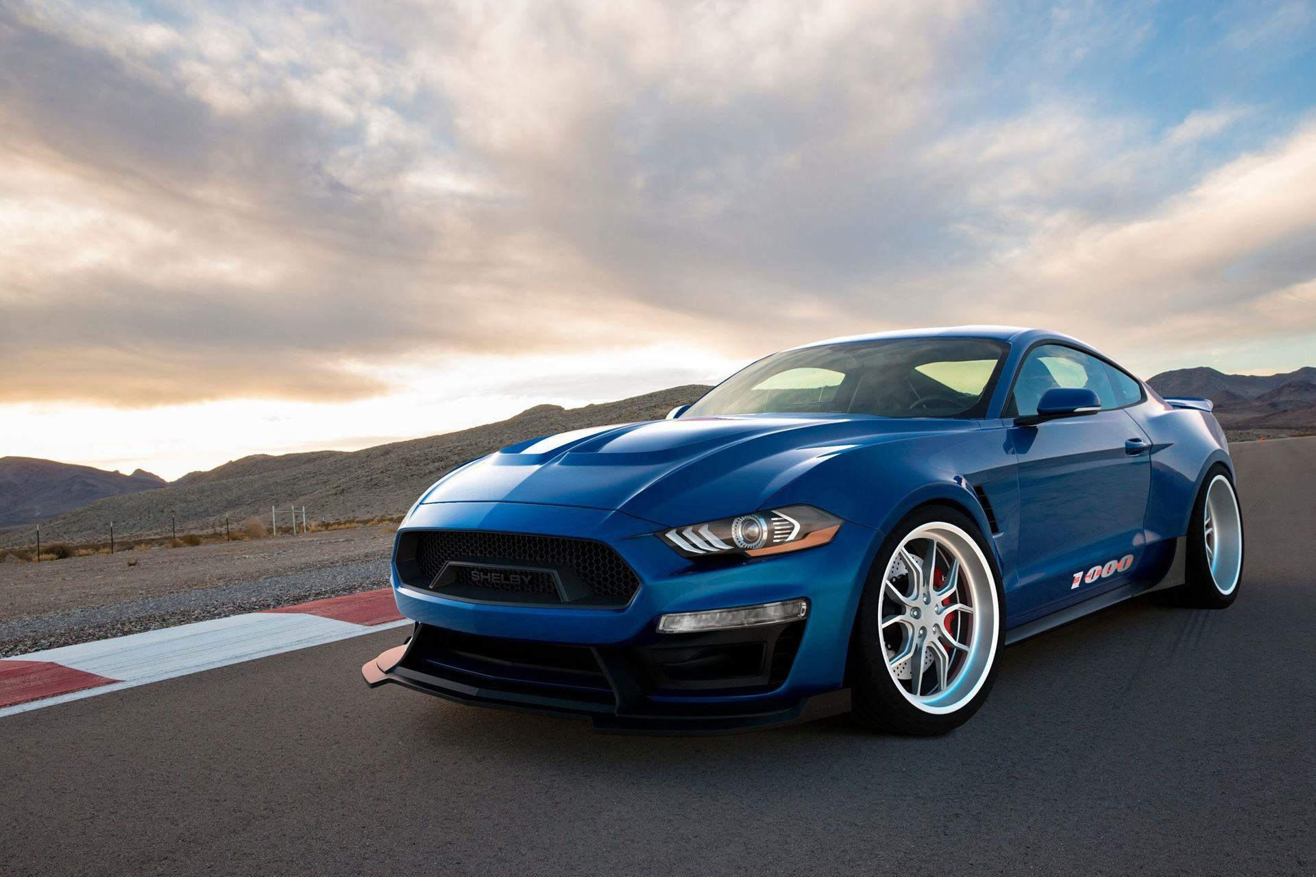 Ford Mustang 1000 photo