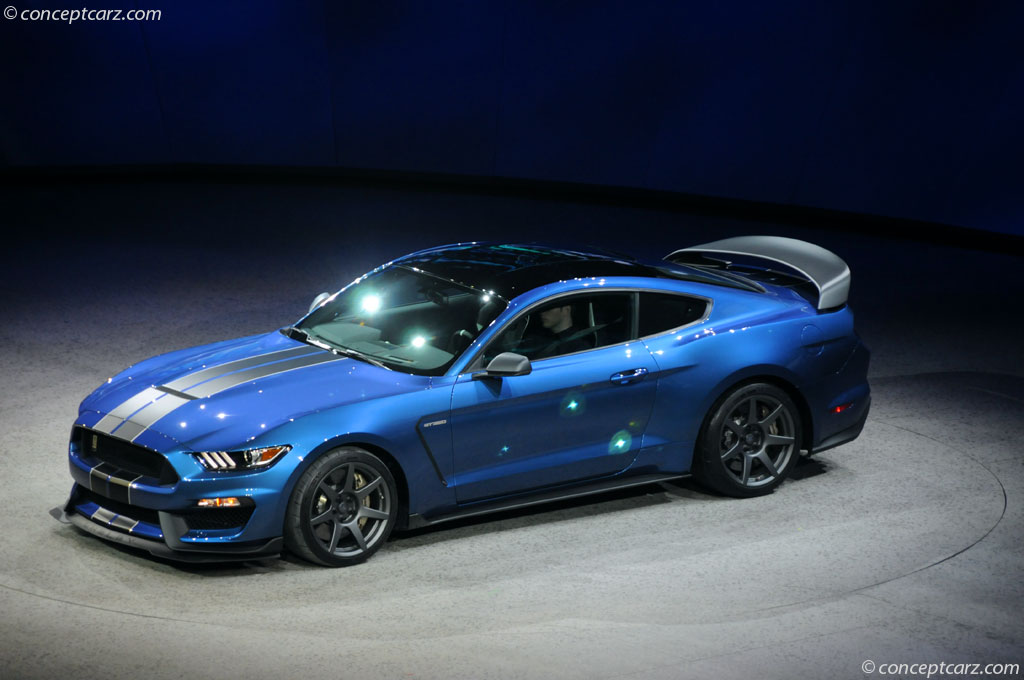 2015 Shelby Mustang Gt350r Image Photo 12 Of 26