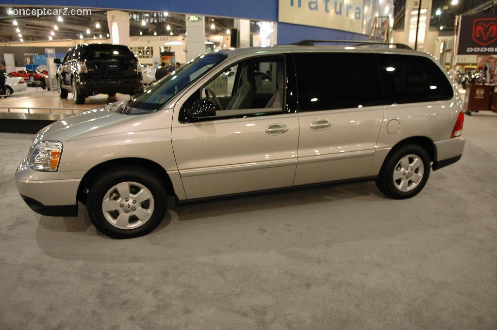 2006 Ford Freestar Image. Photo 1 of 8